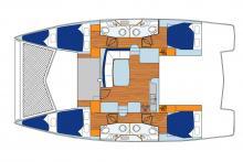 Sunsail 444